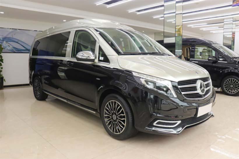 高端定制|经典限量版奔驰v260l商务车价格和图片