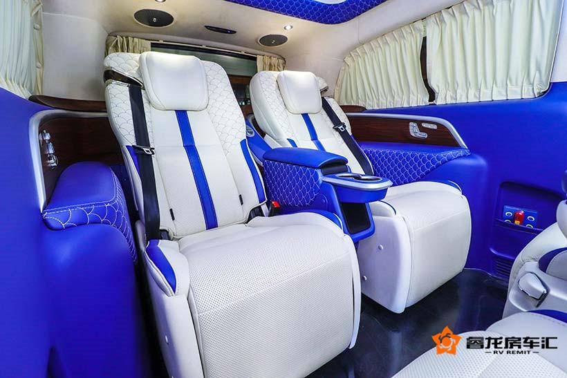 奔驰v级改装价格和图片 v260L新款六座七座MPV车型大全