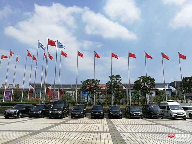 2018国庆后两天 来东莞国际车展看不一样的车山车海