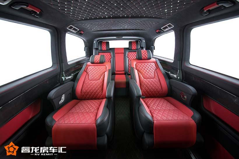 广州巴博斯商务车报价 B25七座现车配置和图片