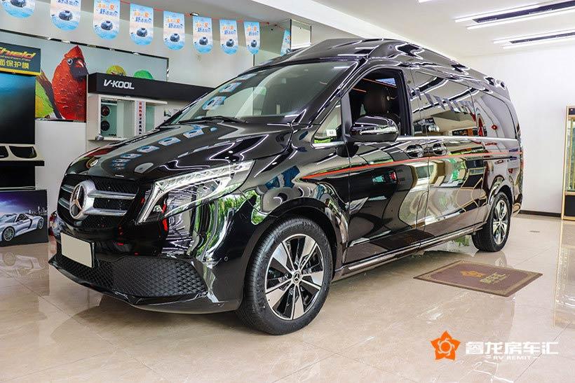 舒适出行一流驾乘体验 AM晓奥V260L高顶定制版七座商务车